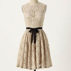 Anthropologie Tracey Reese Lace Dress